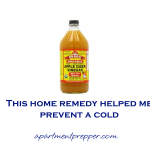 This Home Remedy Helped Me Prevent a Cold