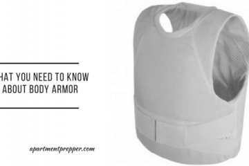 What you need to know about body armor