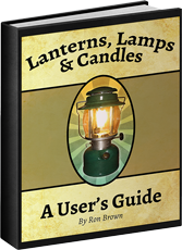 Lanterns, Lamps and Candles DVD