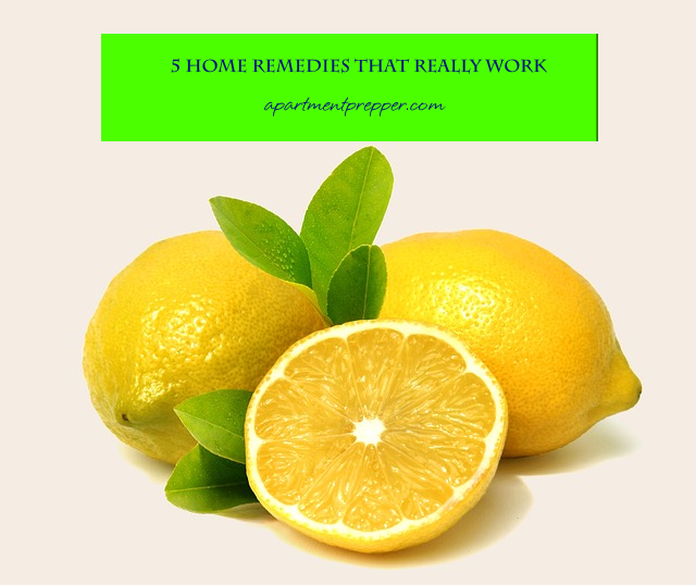 5 Home Remedies that Really Work