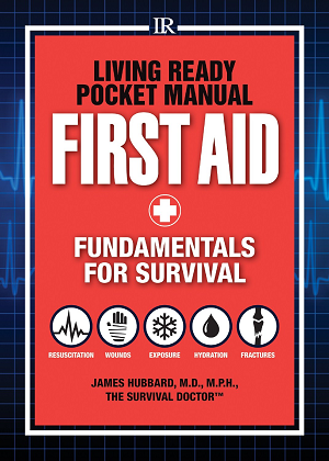 LR First Aid Cover