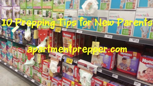 10 Prepping Tips for New Parents