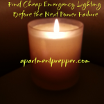Find Cheap Emergency Lighting Before the Next Power Failure