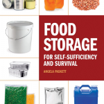 Food Storage for Self-Sufficiency and Survival by Angela Paskett:  Review and Giveaway