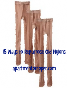 15 Ways to Repurpose Old Nylons