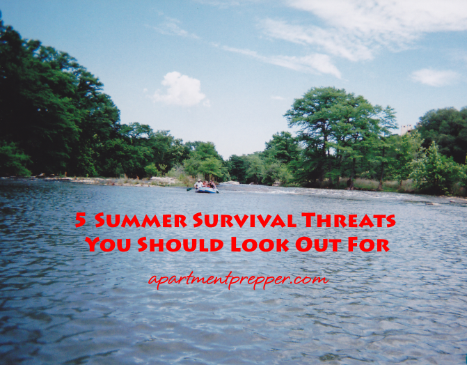 5 Summer Survival Threats You Should Look Out For