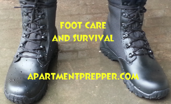 Foot Care and Survival