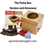 The Potty Box – Review and Giveaway