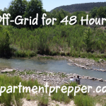 Off-Grid for 48 Hours
