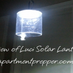 Review of LUCI Solar Lantern