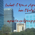 What if Your Apartment has Ebola?