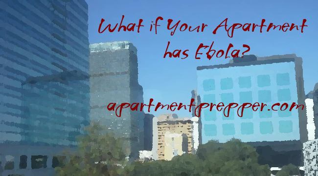 What if Your Apartment has Ebola