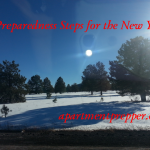 10 Preparedness Steps for the New Year
