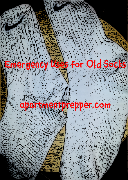 Emergency Uses for Old Socks