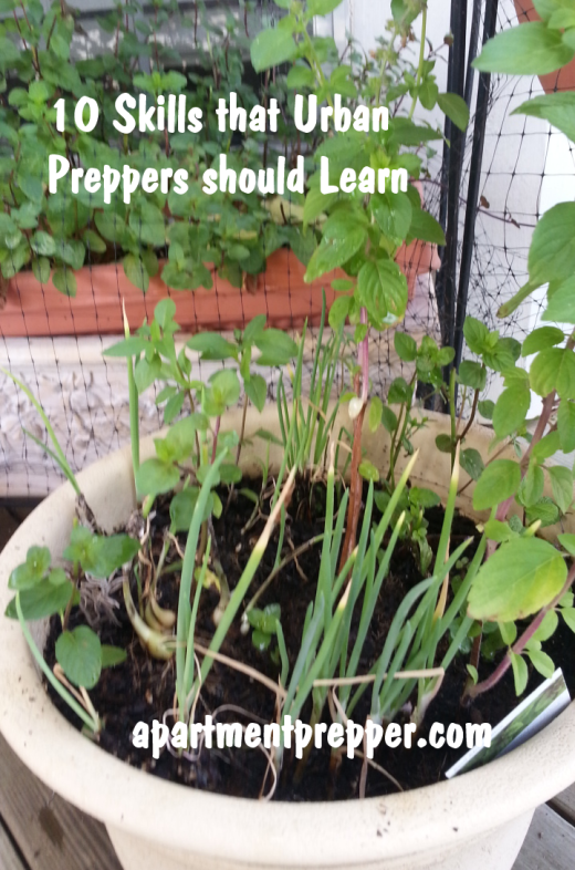 10 Skills that Urban Preppers should Learn