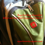 Bug Out Bag Checklist: What are the Most Important Items?