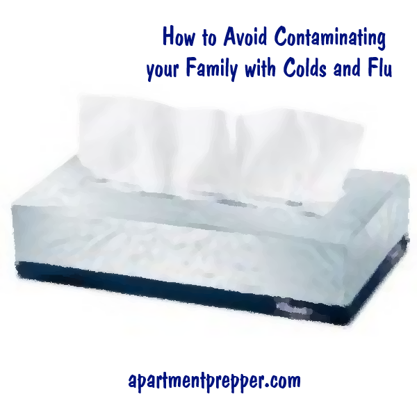 How to Avoid Contaminating your Family with Colds and Flu