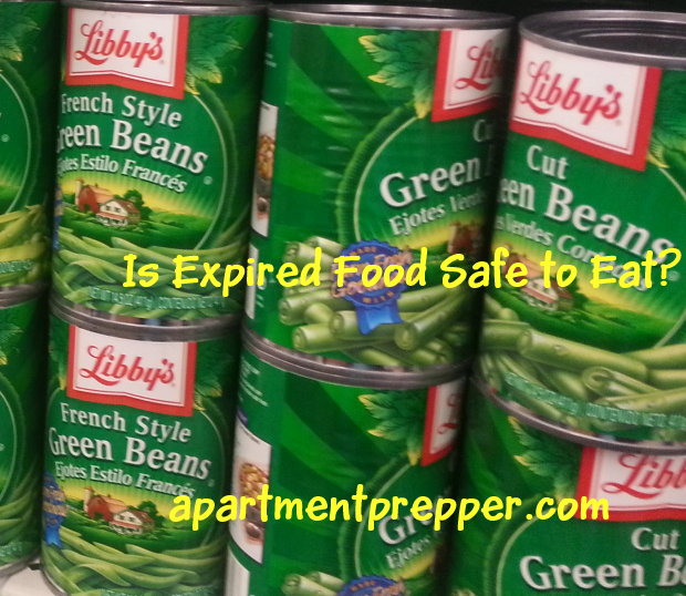 Is Expired Food Safe to Eat