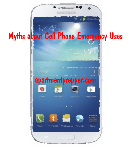 Myths about Cell phone Emergency Uses - Copy