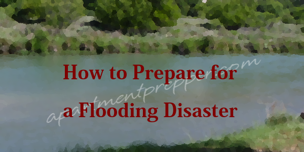 How to Prepare for a Flooding Disaster