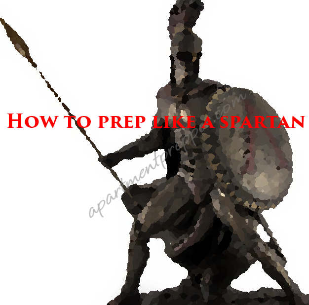 How to Prep Like a Spartan