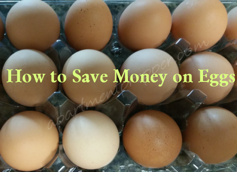 How to Save Money on Eggs