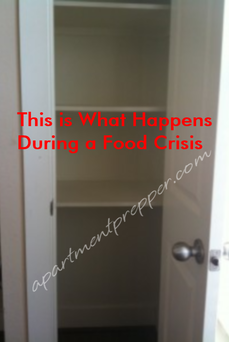 This is What Happens During a Food crisis