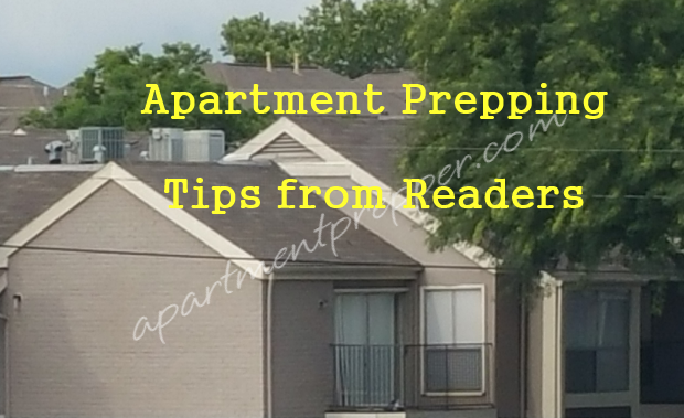 Apartmentpreppingtips