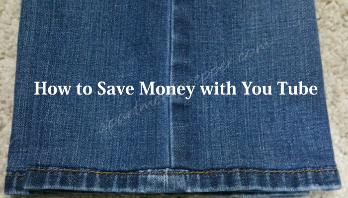 How to Save Money with You Tube