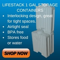 LifeStack Storage Containers