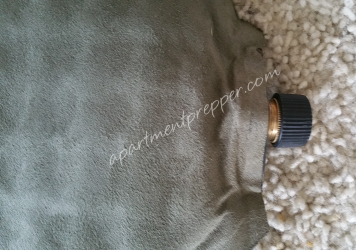 ALPS Comfort Series Self-inflating Pad Review5