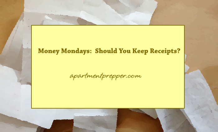 Should You Keep Receipts