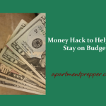 Money Mondays:  Money Hack to Help You Stay on Budget