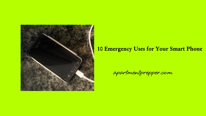 10 Emergency Uses for Your Smart Phone
