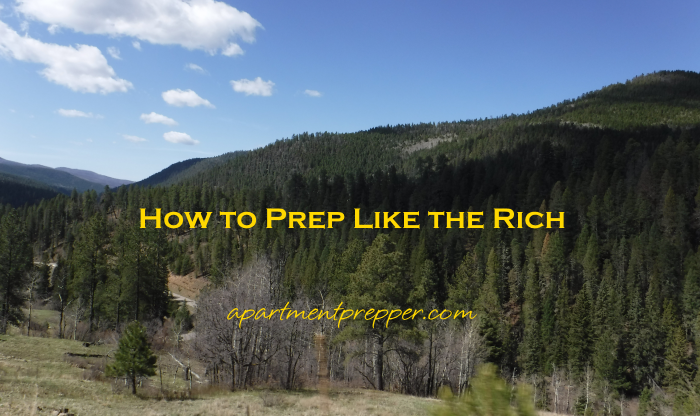 How to Prep Like the Rich