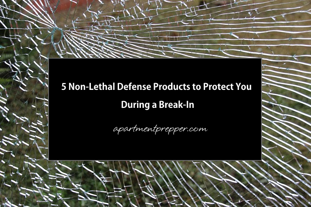 5 Non Lethal Defense Products
