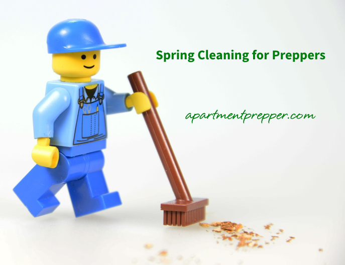 Spring Cleaning for Preppers