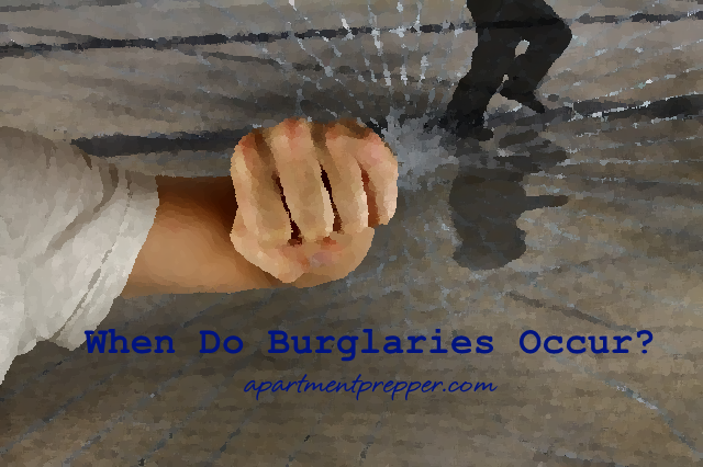 When Do Burglaries Occur