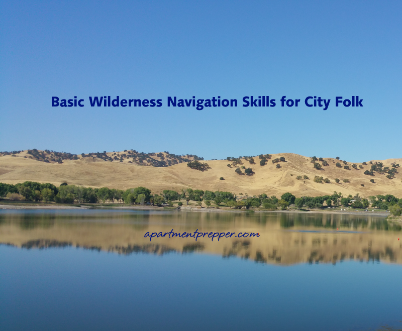 Basic Wilderness Navigation Skills for City Folk