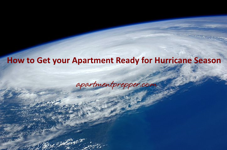 How to Get your Apartment Ready for Hurricane Season