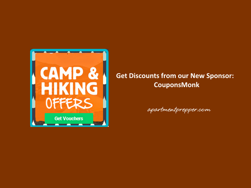 Get Discounts from our New Sponsor CouponsMonk