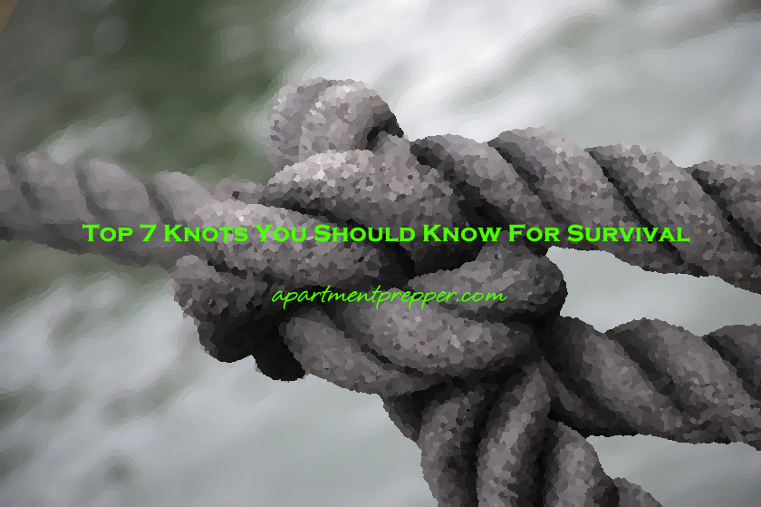 Top 7 Knots You Should Know For Survival