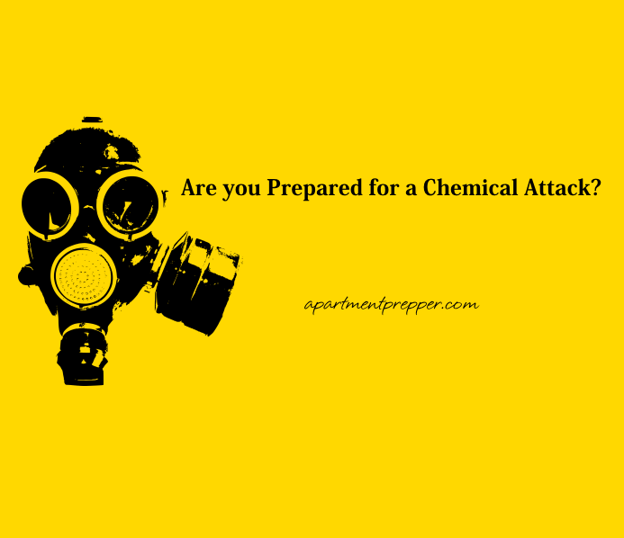 Are you Prepared for a Chemical Attack