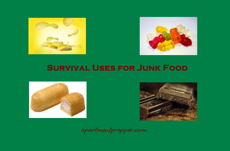 Survival Uses for Junk Food