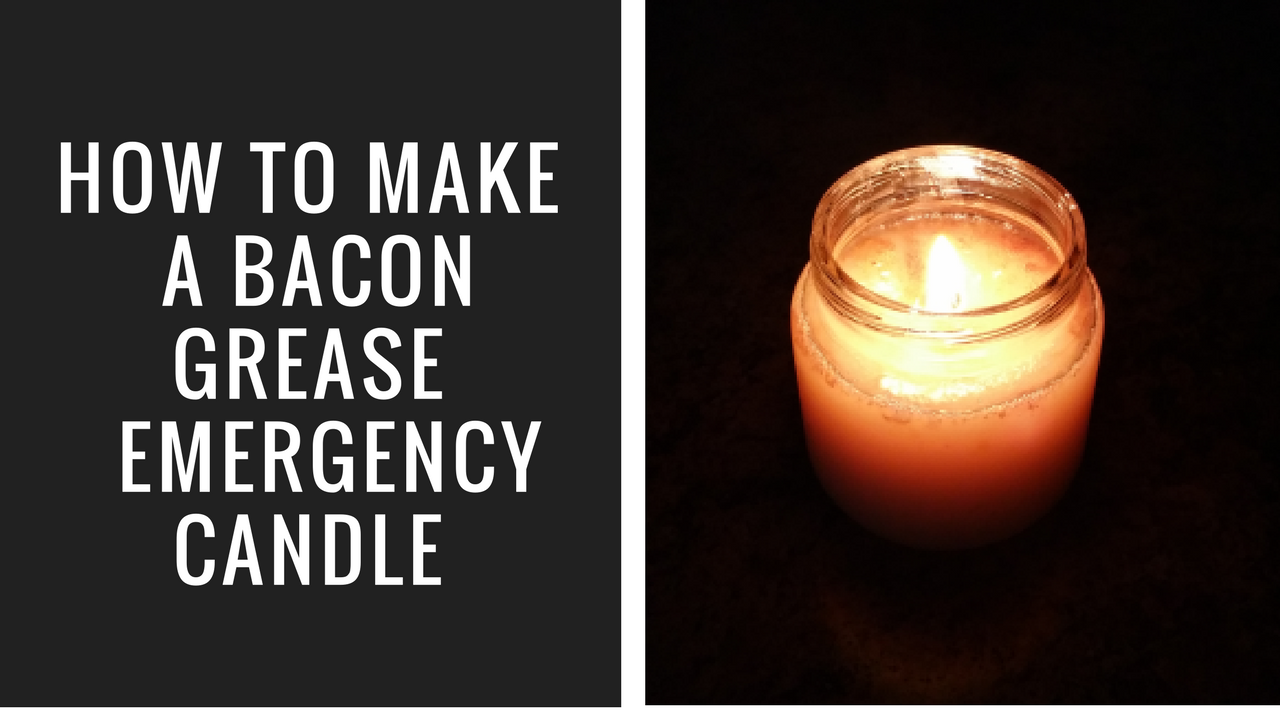 How to make a bacon grease candle_thumbnail